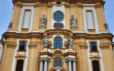 More than a Feeling: Baroque Architecture and the Cathedral at Melk Abbey